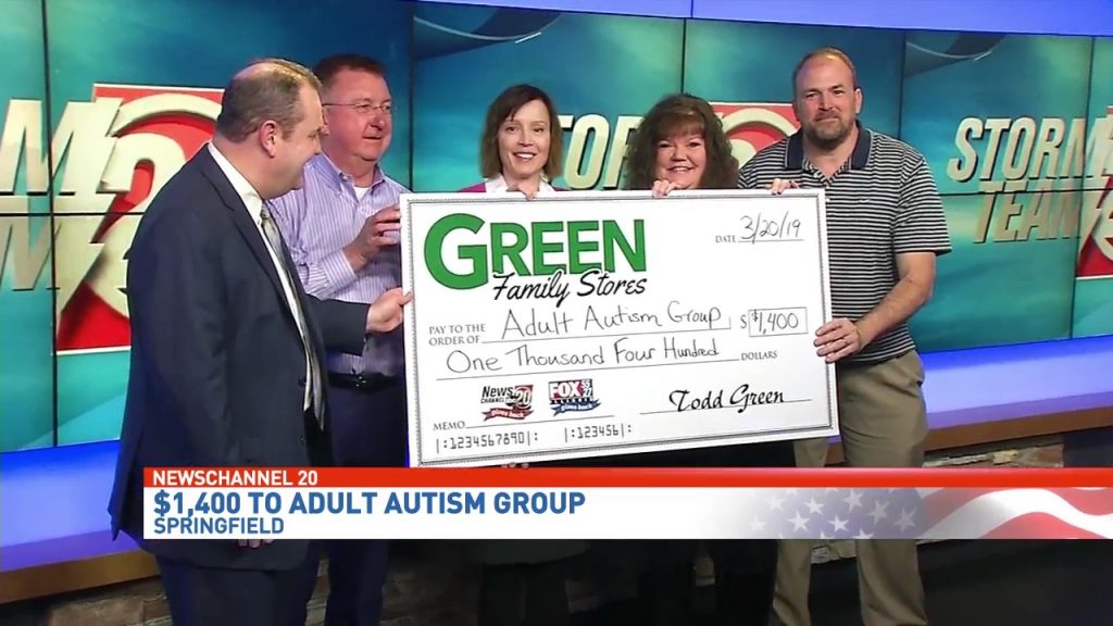 Green Family Stores >> The Adult Autism Group Support In Springfield Il Weather Check